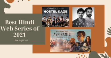 Best Hindi Web Series 2021